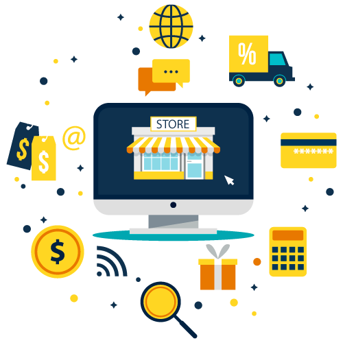 E-commerce Web Development Company In Noida,Delhi | Webrooptech
